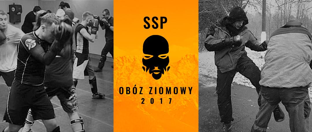 Treningowy obóz zimowy SSP.