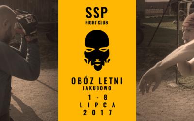 Letni Obóz SSP w Jakubowie